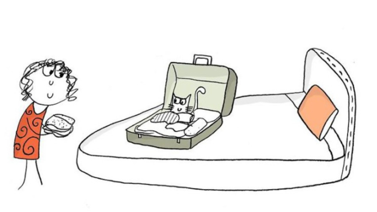 Как стать кошкой