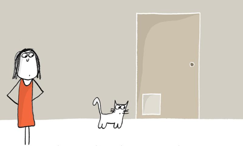 Как стать реальной кошкой