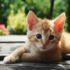 Почему котёнок худой и плохо растет?