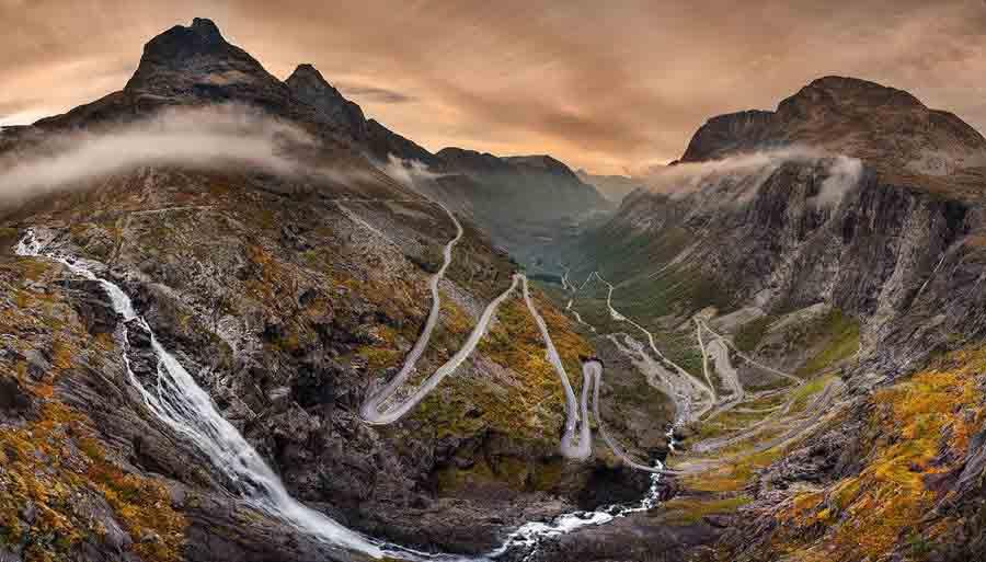 Легенды Норвегии