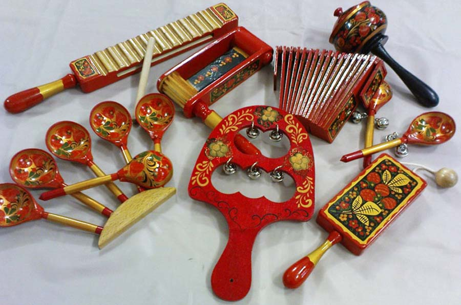 Музыкальные инструменты кошка в русском языке