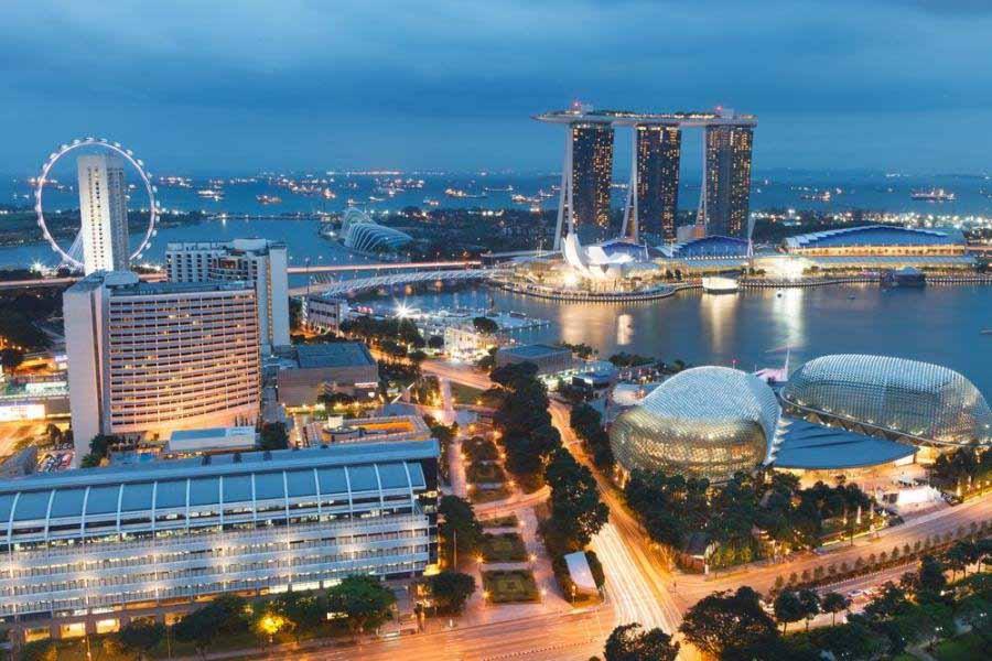 Сингапур и кошки