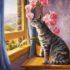 Стихи в память о кошке: я тебя никогда не увижу…