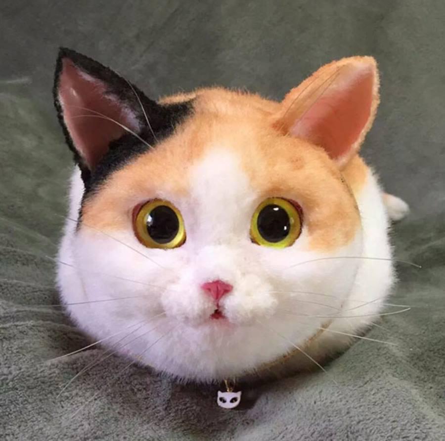 Сумочка в виде кошки