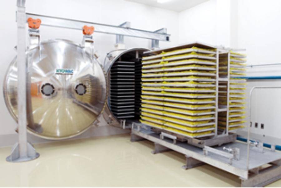 Технология Freeze Drying