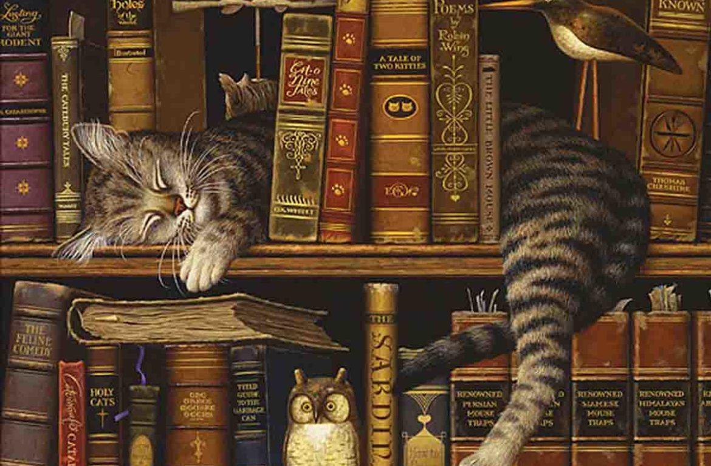 Тест: кошки и коты в литературе