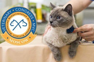 Ветеринарный конгресс - Москва 2017
