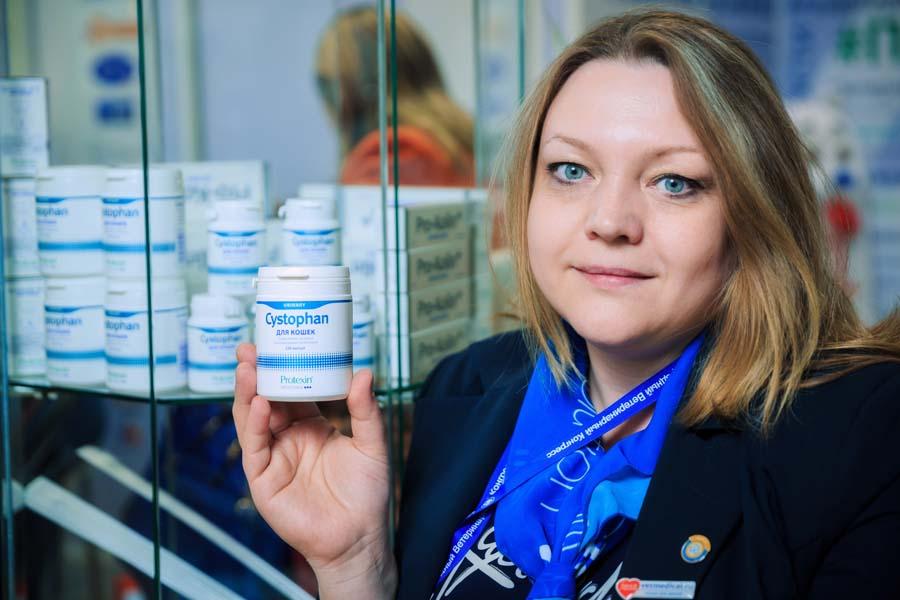 Ветеринарный конгресс 2017 - Людмила Ващенко