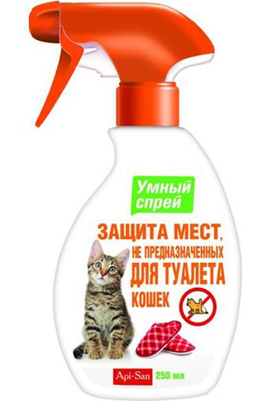 Запах который не переносят кошки